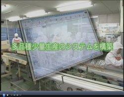 IT経営百選の企業事例「三州製菓株式会社」の1カット