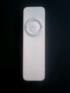 私のiPod shuffle